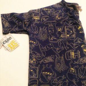 Tunic style shirt
